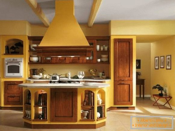 tribal-color-on-cucina