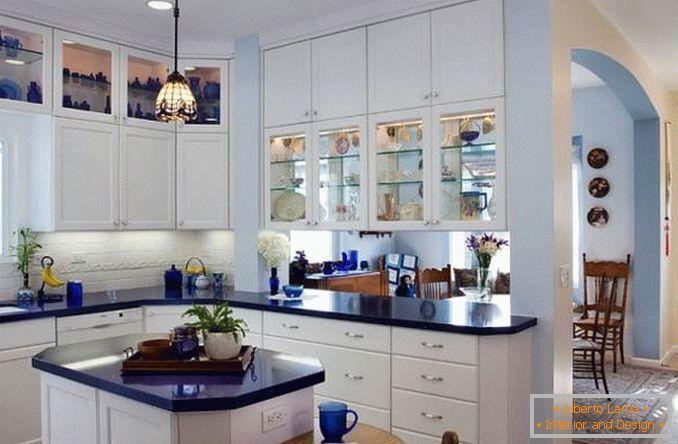 20 idee per creare l 39 isola raquo in una piccola cucina - Isole cucina piccole ...