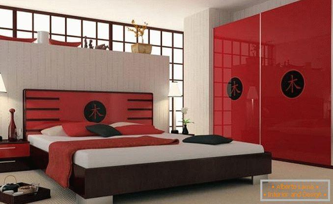 Stanze Da Letto Rosse : Design di una camera da letto rossa eleganti opzioni di
