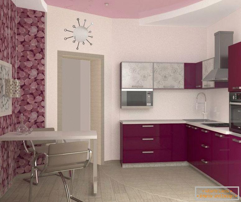 Cucina di design 5 mq m. - soluzioni compatte per una