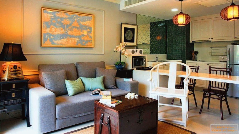 Design cucina soggiorno metri quadrati foto di idee