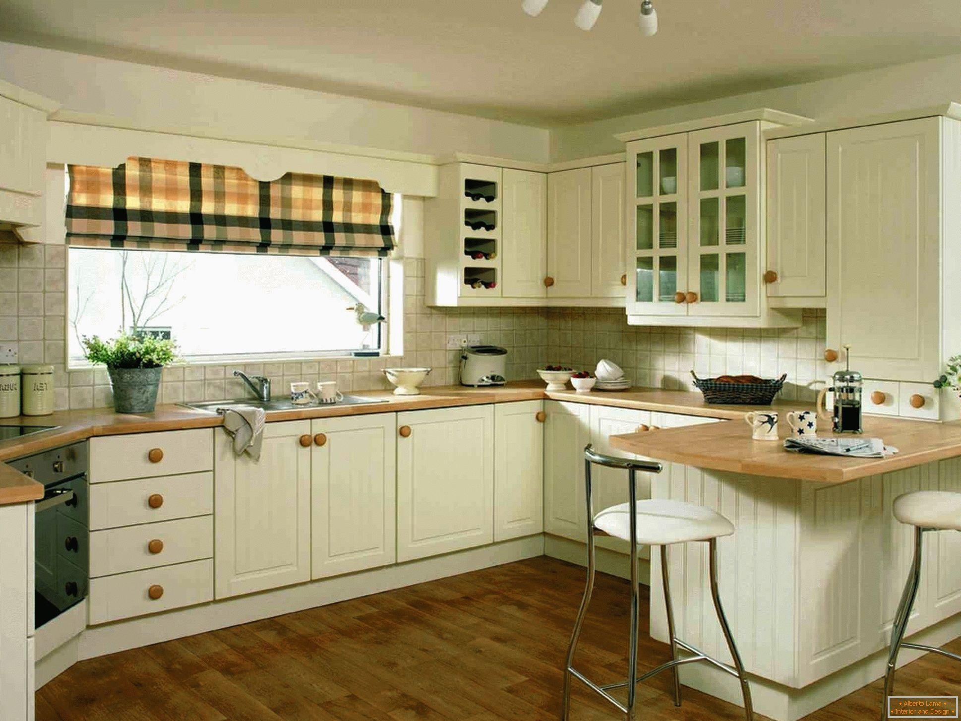 Design della cucina con finestra +60 esempi di foto