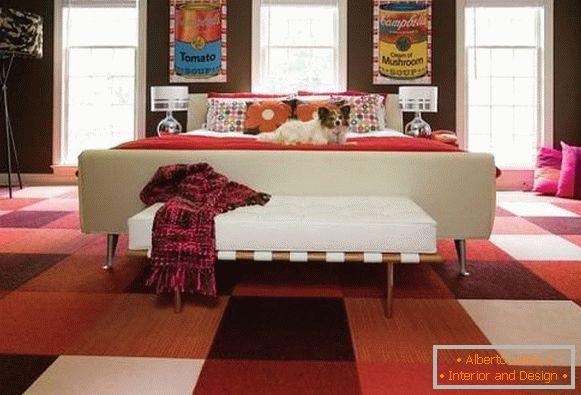 Camera Da Letto Stile Anni 60 : Design della camera da letto stili interni popolari 2015