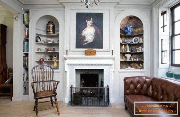 Interni Case Stile Inglese : Casa in stile inglese classico raffinatezza e bellezza su