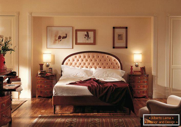 Camera Matrimoniale Stile Inglese.Camera Da Letto Classica In Stile Inglese 59 Interni