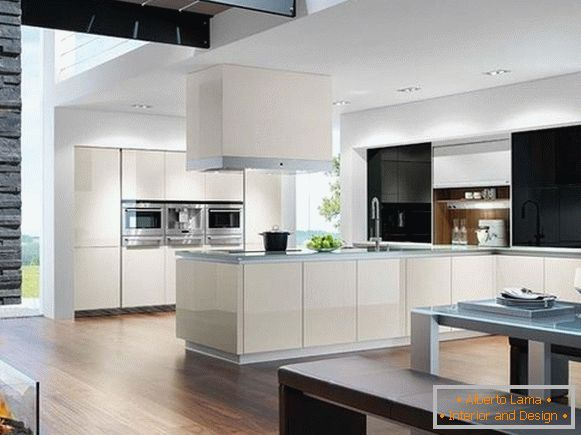 Bellissimi mobili da cucina - 70 foto con esempi di design