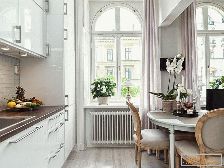 Cucina Soggiorno Camera Da Letto.Cucina Soggiorno Camera Da Letto Sala Da Pranzo In Un