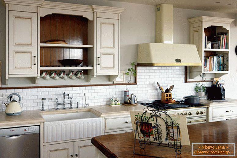 Cucina in stile provenzale foto di insolite idee di