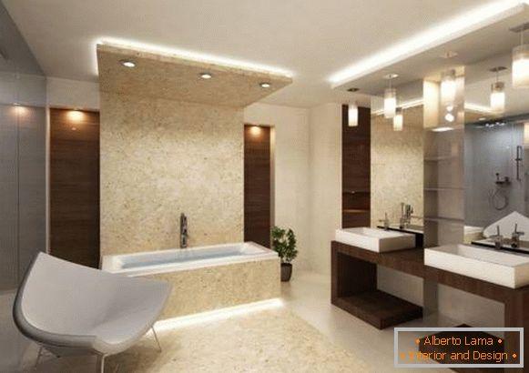 Design Bagno 2015 : Design del bagno alla moda 2015