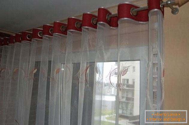 Binari Per Tende A Soffitto : Binari per tende da parete 40 foto di modelli moderni
