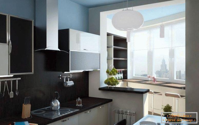 Piccole cucine - 75 foto del design di una piccola cucina