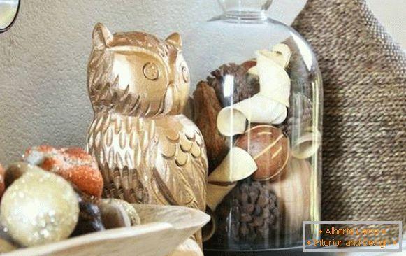 Decorazioni Autunnali Per La Casa : Decorazioni autunnali per la casa con le tue mani idee