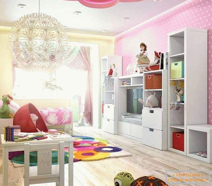Design Moderno Di Un Appartamento Di Due Stanze Per Una