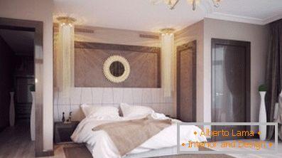 Camera Da Letto Verde Smeraldo : Camera da letto in un lussuoso stile art deco idee