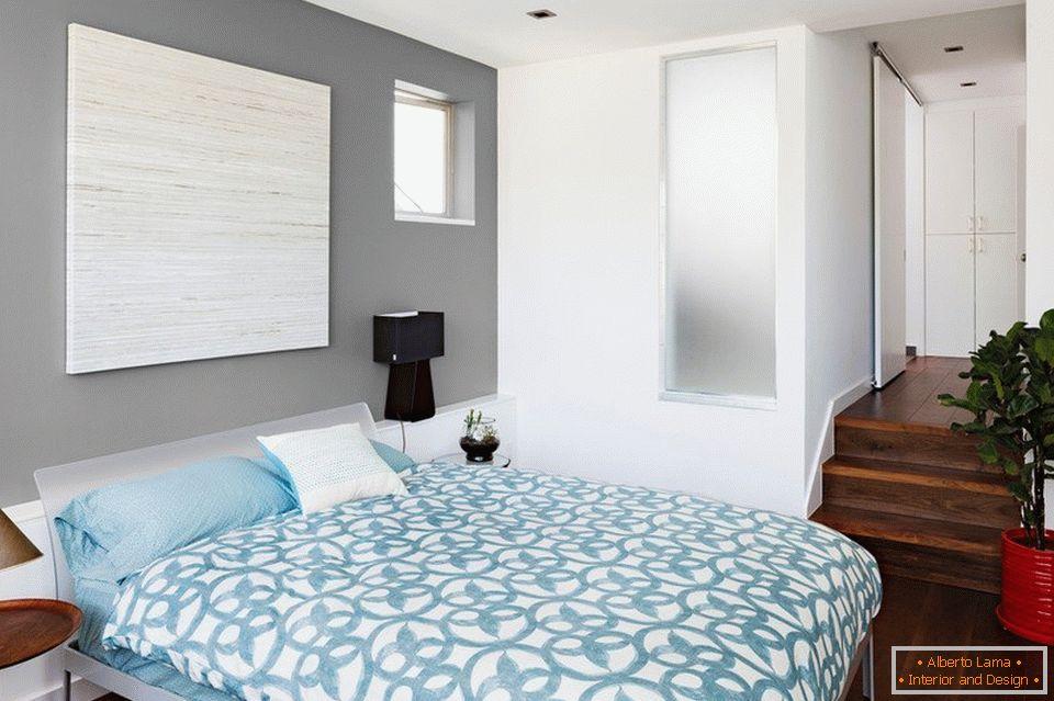 Camera da letto in colori grigi +60 idee fotografiche