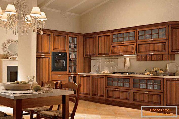 Stile modernista nel design della cucina. (40 idee di