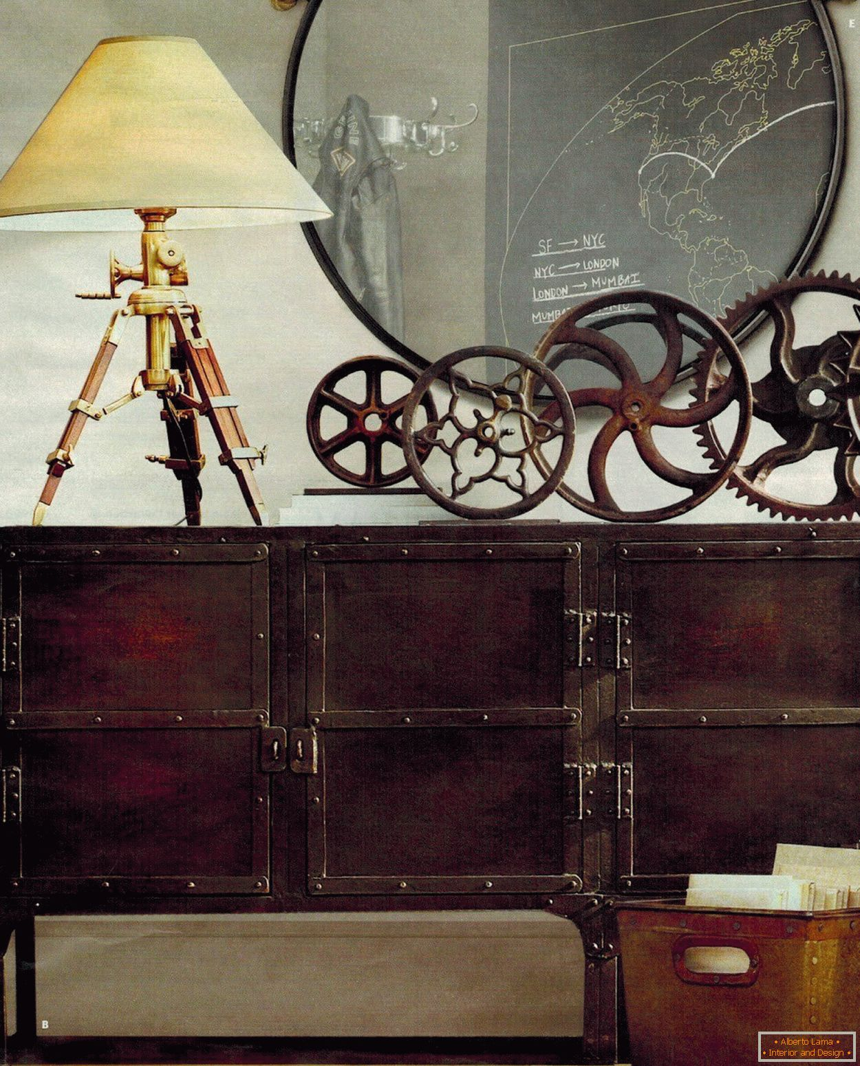 Steampunk Nello Stile Foto 75 Interno