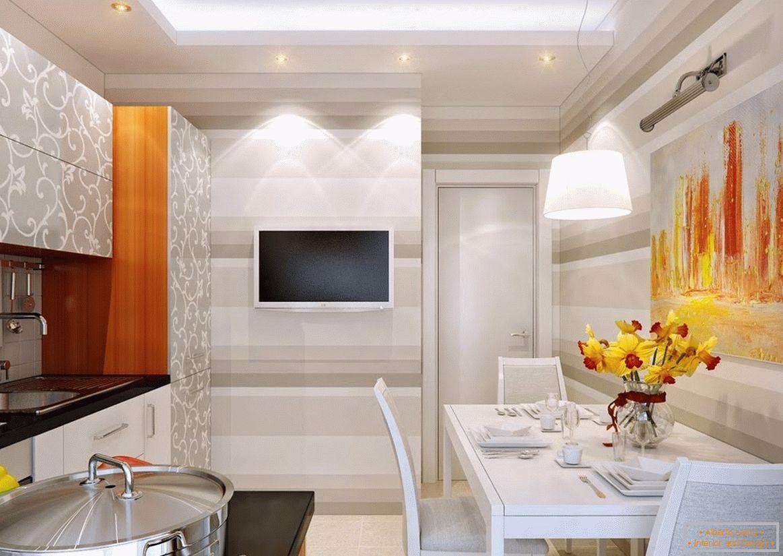 Tv in cucina: come scegliere e dove posizionare