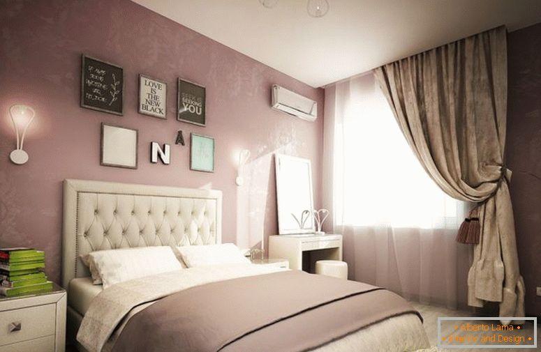Camera da letto accogliente - 70 foto di idee dei designer
