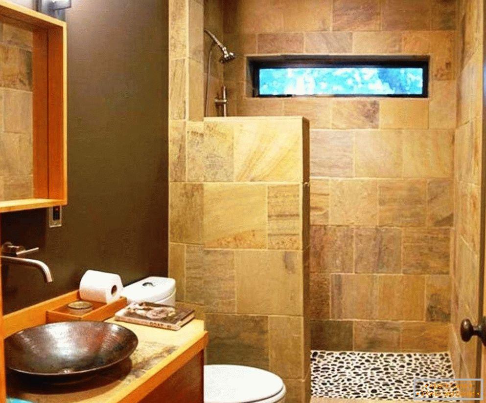 Design Bagno Con Doccia : Nuovo bagni moderni con doccia con bagni con mosaico idee di