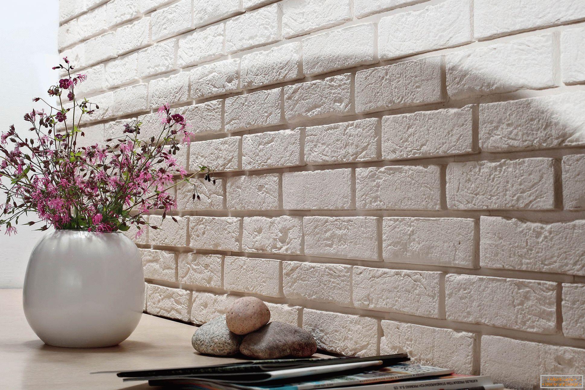 Tipi di piastrelle decorative per mattoni
