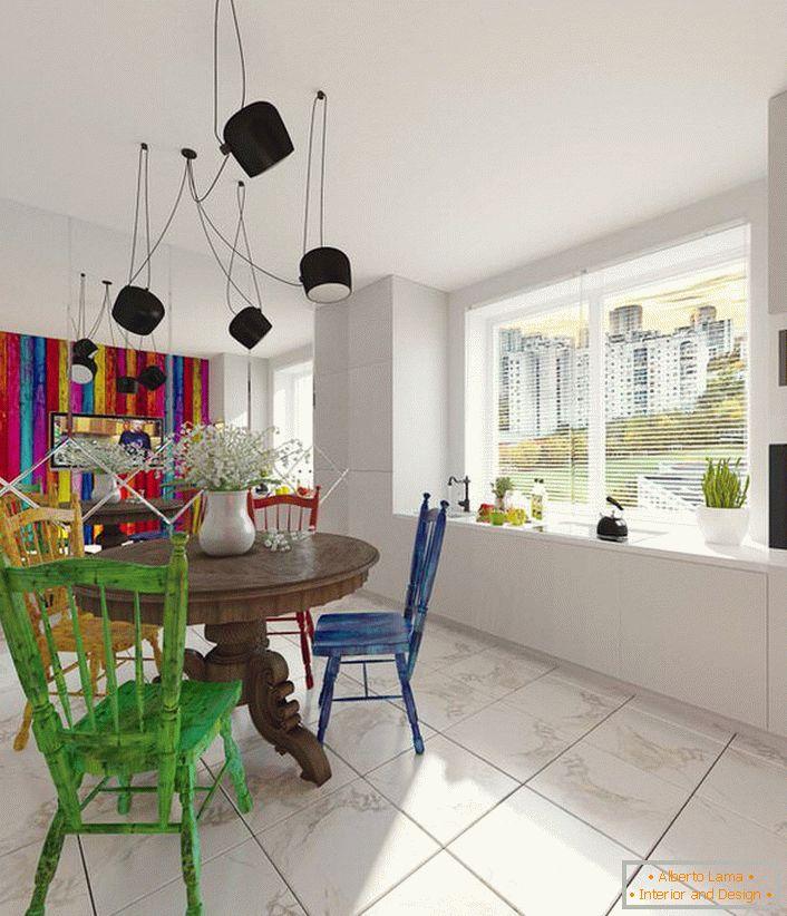 Pannelli Colorati Per Cucina.Esprimiamo L Individualita Nel Design Della Cucina Nello